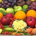 Wpływ na organizm warzyw i owoców