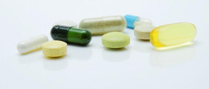 leki w kapsułkach